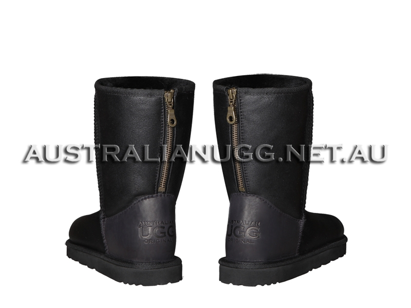 Bottes UGG AUSTRALIAN UGG ORIGINAL 4821 Nappa Nappa Bottes Short Zipper b8c87f7 - vendingmatic.info